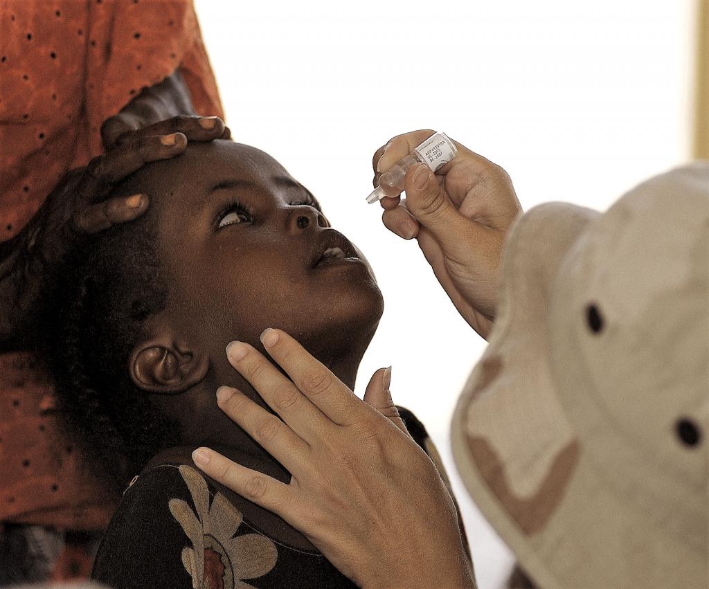 Deckel gegen Polio - Netzwerkstatt-Trier
